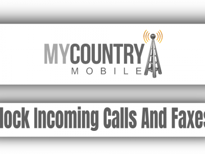Block Incoming Calls And Faxes