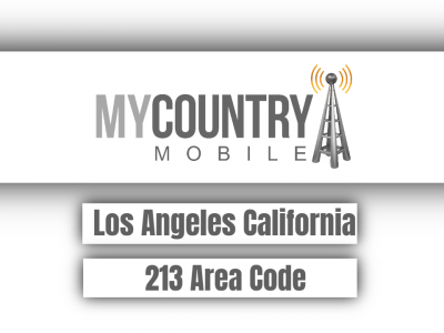Los Angeles California 213 Area Code