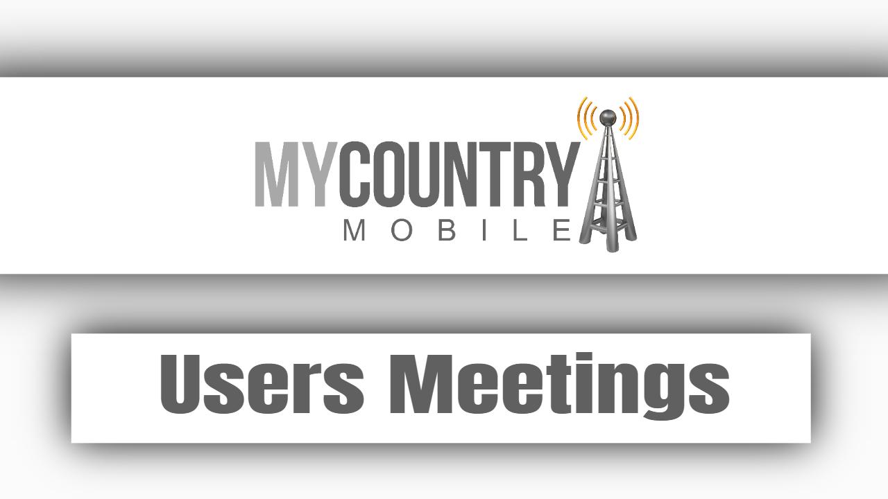 Users Meetings
