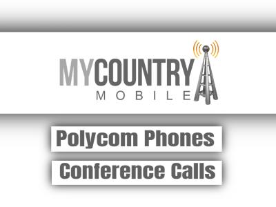 Polycom Phones Conference Calls