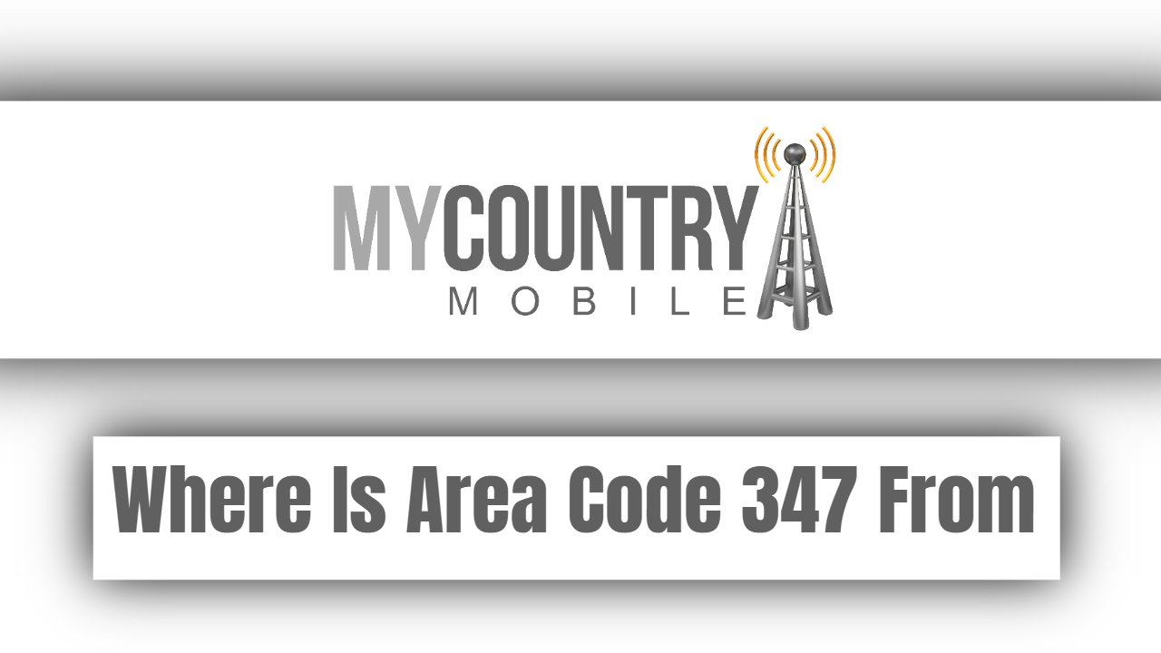 Where Is Area Code 347 From