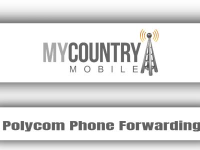 Polycom Phone Forwarding