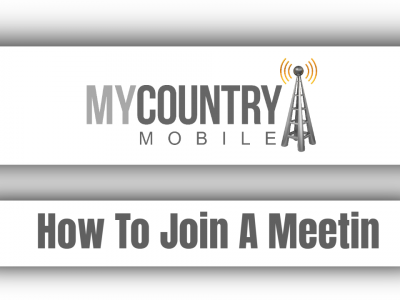 How To Join A Meetin