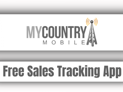 Free Sales Tracking App