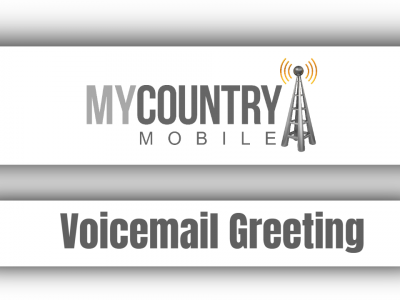 Voicemail Greeting