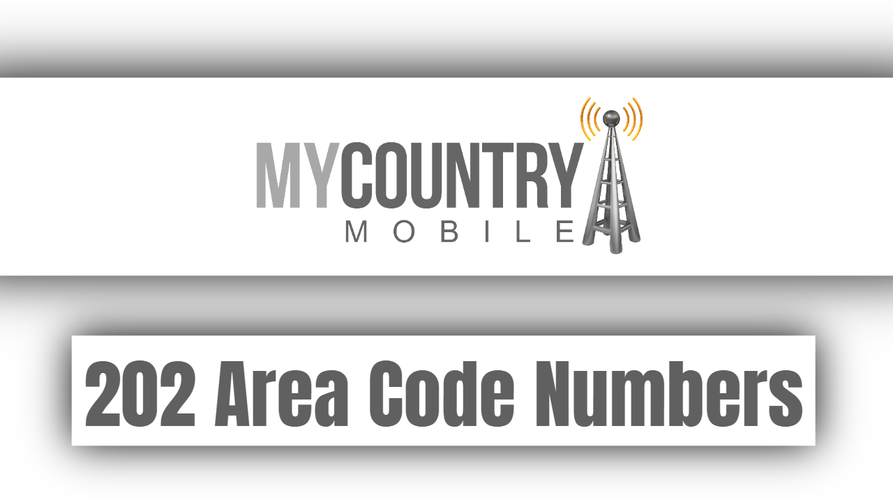 202 Area Code Numbers