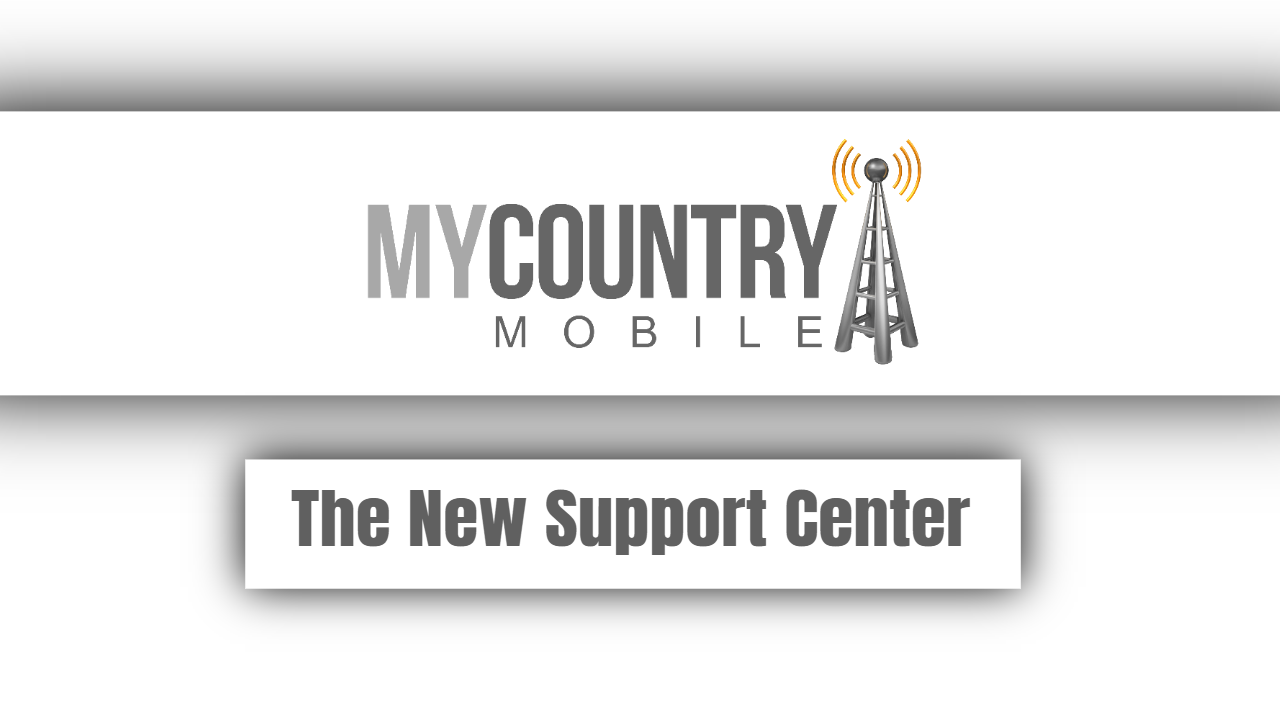 The New Support Center