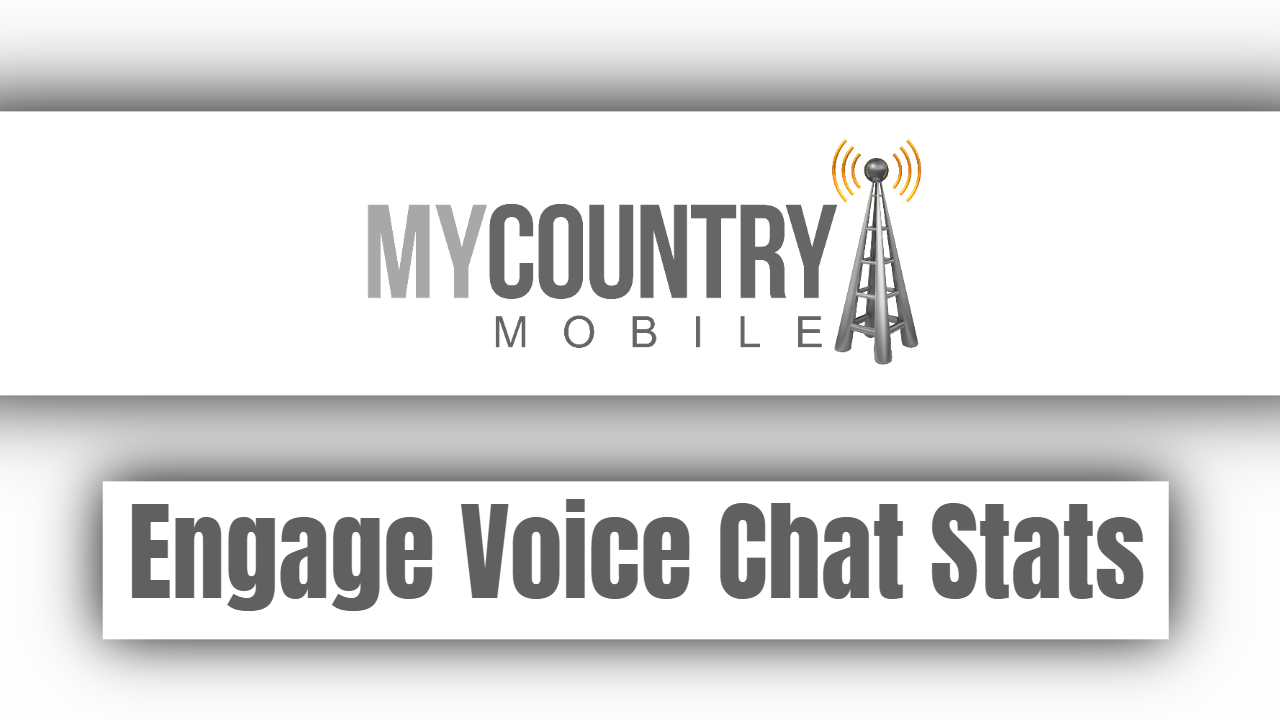 Engage Voice Chat Stats
