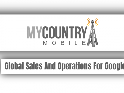 Global Sales And Operations For Google