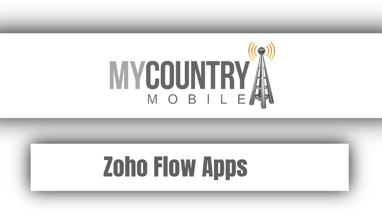 Zoho Flow Apps