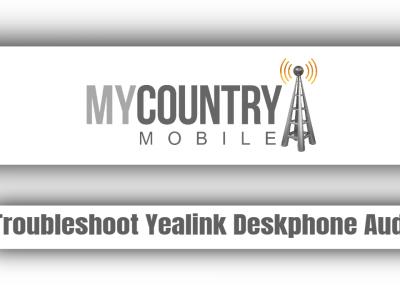 Troubleshoot Yealink Deskphone Audio