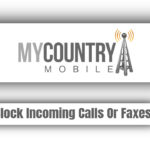 Block Incoming Calls Or Faxes
