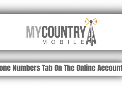 Phone Numbers Tab On The Online Account