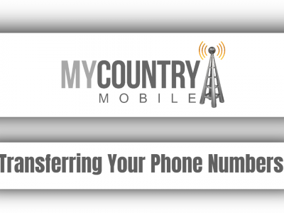 Transferring Your Phone Numbers