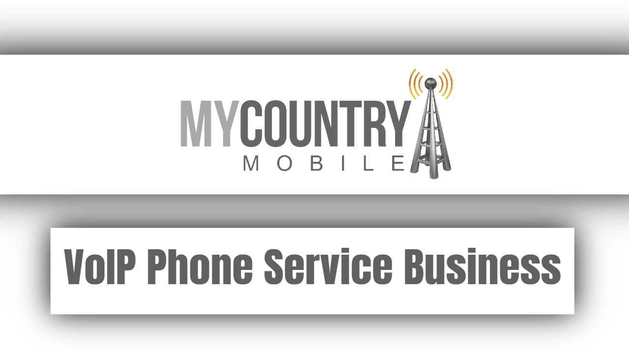 VoIP Phone Service Business