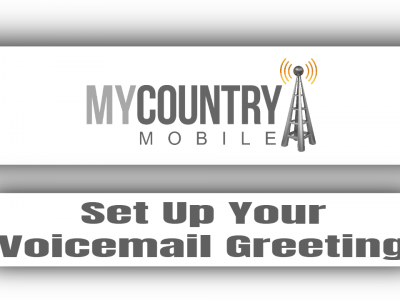 Set Up Your Voicemail Greeting