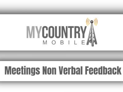 Meetings Non Verbal Feedback