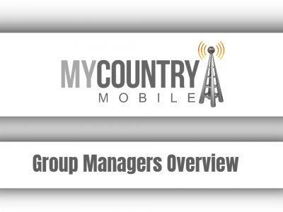 Group Managers Overview