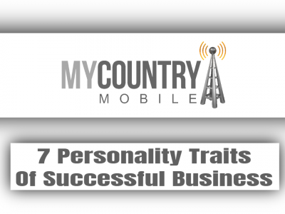 7 Personality Traits Of Successful Business