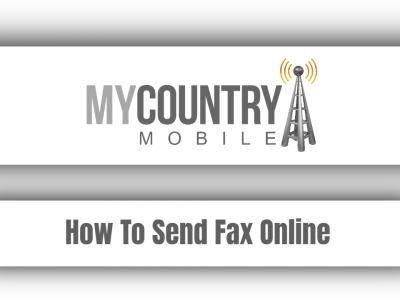 How To Send Fax Online