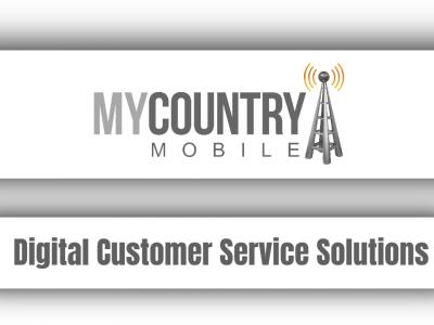 Digital Customer Service Solutions