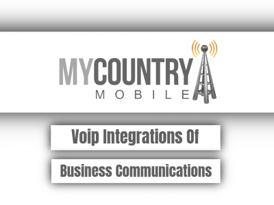 Voip Integrations Of Business Communications