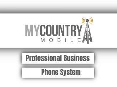 Professional Business Phone System